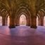 University of Glasgow cloisters - Photo credit VisitScotland / Damian Shields
