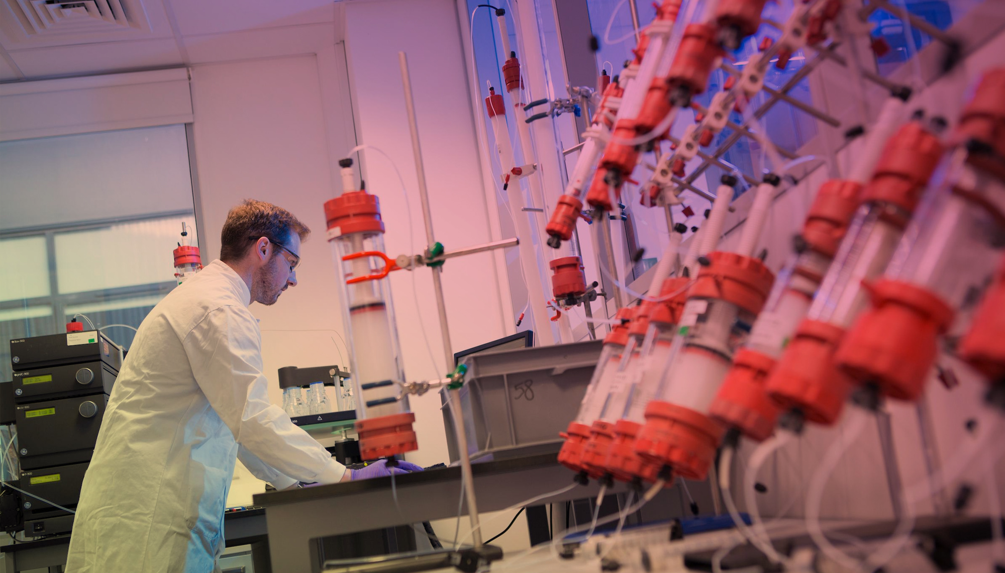 Scotland's chemical sciences and industrial biotech industry